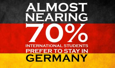 Almost International Students Prefer to Stay in Germany After their Studies