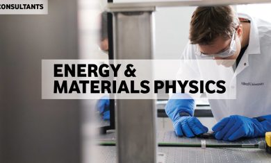 Energy-and-Materials-Physics