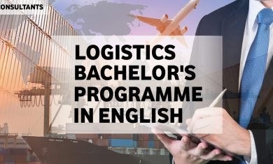 Logistics - Bachelor's programme in English