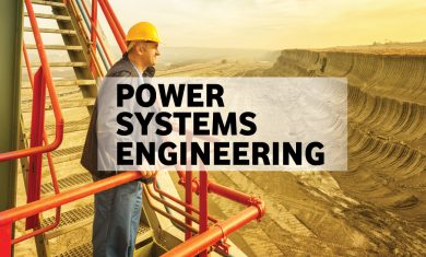 Power Systems Engineering BSc