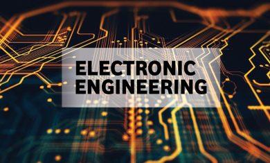 Electronic Engineering Bachelor's Programme in English