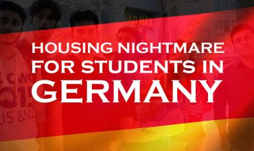 Housing nightmare for students in Germany