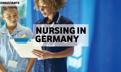 Non-ielts-country-for-Nurses---Germany
