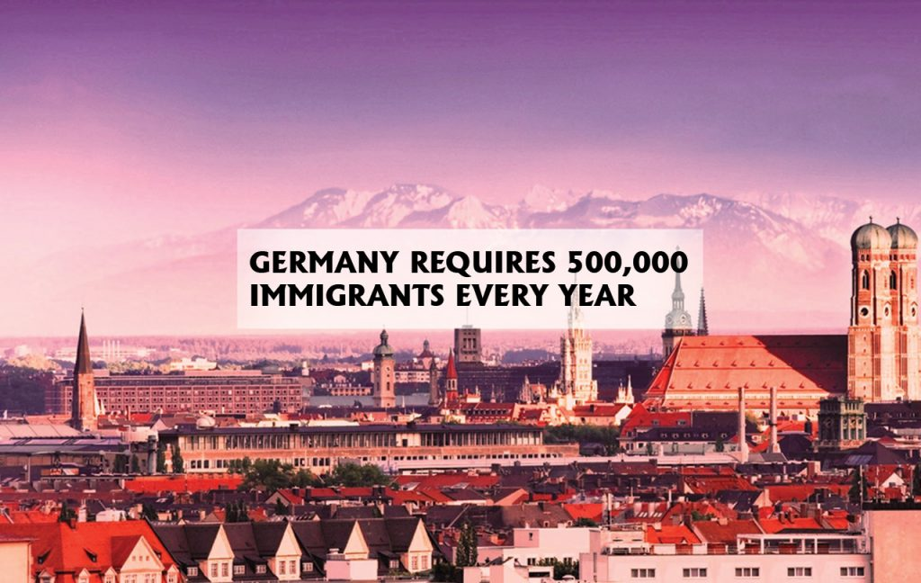 Migrate and study in Germany