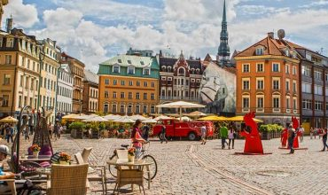 Latvia-Europe